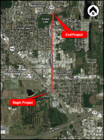 Link to Project Location Map
